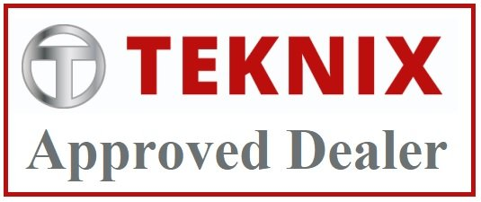 Teknix Approved Dealer